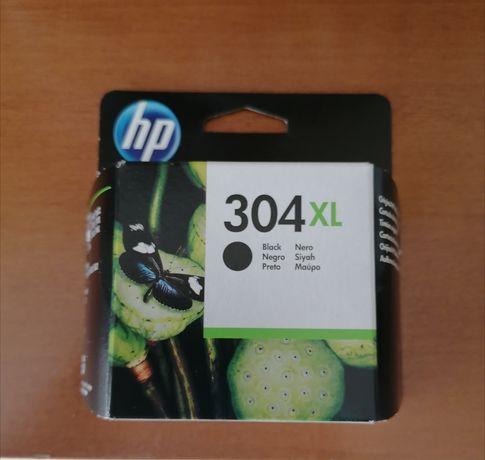 Tinteiro original HP 304XL preto