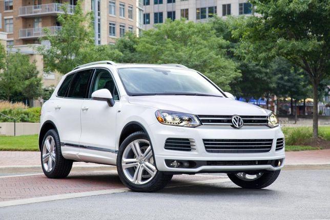 Запчасти, разборка Volkswagen Touareg 3.6L 2013г