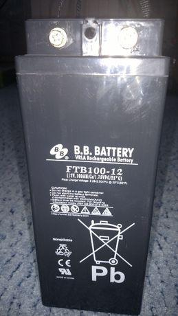 Продам аккумуляторы BB Battery FTB100А-12В: