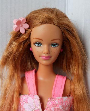 Рыжеволосая кукла Барби Мидж с шарнирными руками оригинал happy family