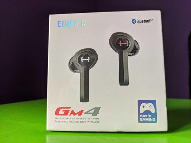 Беспроводные Игровые наушники EDIFIER GM4 Bluetooth 5,0 для ПК Android