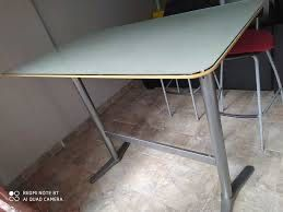 Mesa Ikea tampa de vidro
