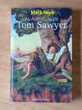 As Aventuras de Tom Sawyer, de Mark Twain