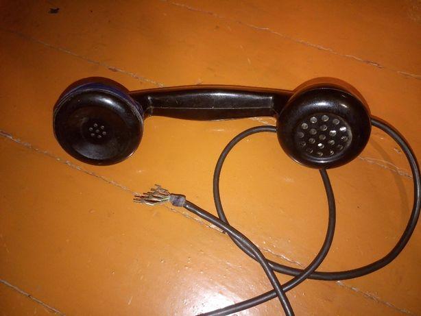 Телефонная трубка ретро