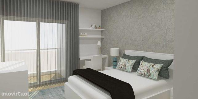 Apartamento T2 NOVO com varanda, centro de Mafra