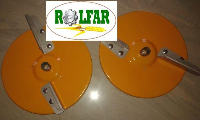 Amazone rozsiewacz talerz talerze ZAF ZAE ZA-F