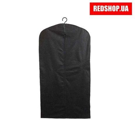 Чехол для одежды, 60 х 105 См (черный)