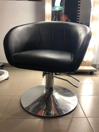 Парикмахерское кресло гидравлическое укреплённое