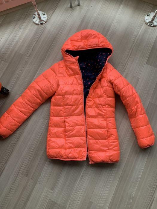 Куртка  двустороняя весна/осень Бровары - изображение 1