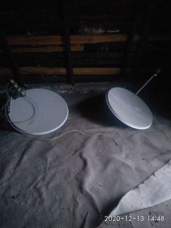 Продам спутниковые тарелки