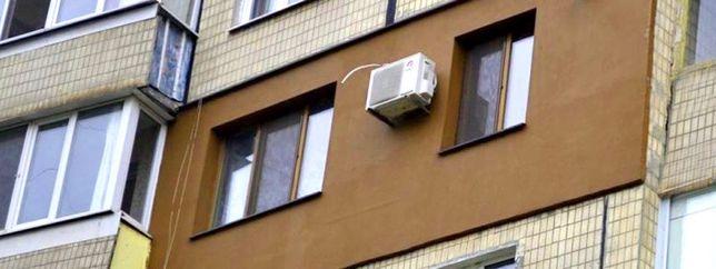 Утепление стен и фасадов, Акция!!! козырёк над утеплением без платный