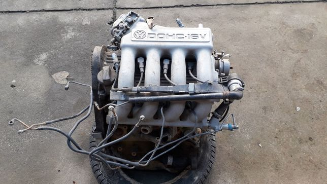 двигатель фольксваген volkswagen audi ауди 2,0. 16valve, DOHC