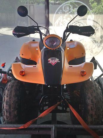 Moto 4 kymco mxer 50
