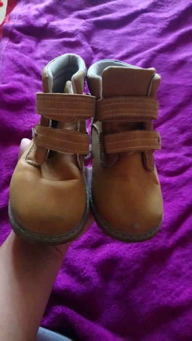 Buty jesienne dla chłopca Tarnobrzeg - image 1