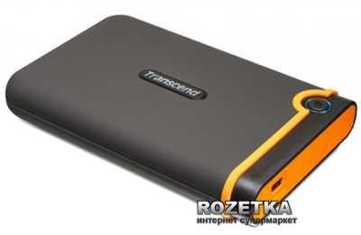 Жесткий диск Transcend StoreJet 25m2 500gb Полтава - изображение 1