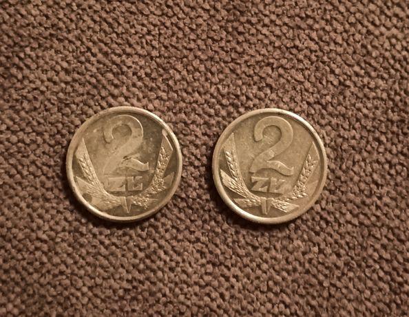 Sprzedam monety 2 zł 1989 rok
