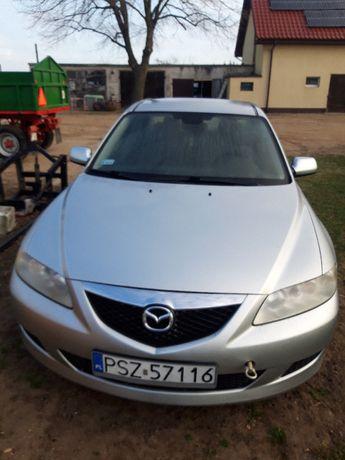 Mazda serii 6 pojemność 2.0Diesel