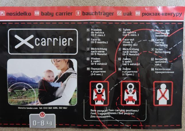 Nosidło X-Lander X-Carrier