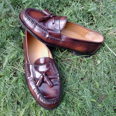 Лоферы туфли мужские кожаные от Cole Haan 44-45