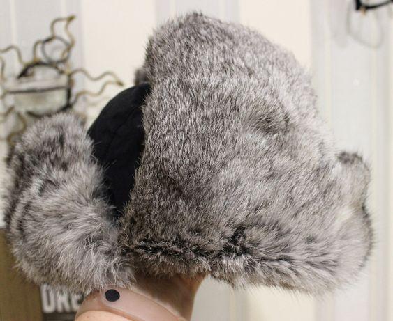 Теплая шапка-ушанка Conte of Florences 58 р