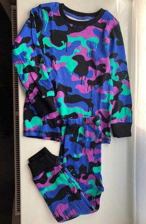 Хлопковая мягкая пижама пижамка на 4-5 лет 110 см некст next