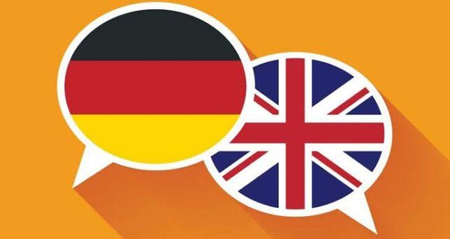 Aulas Online de Alemão e Inglês