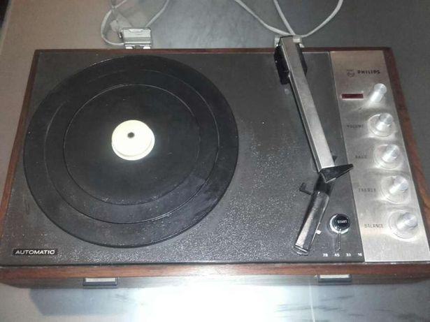 Gira discos Philips anos 60