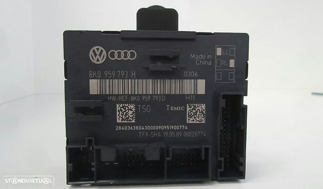 Módulo Eletrónico Audi A4 Avant (8K5, B8)