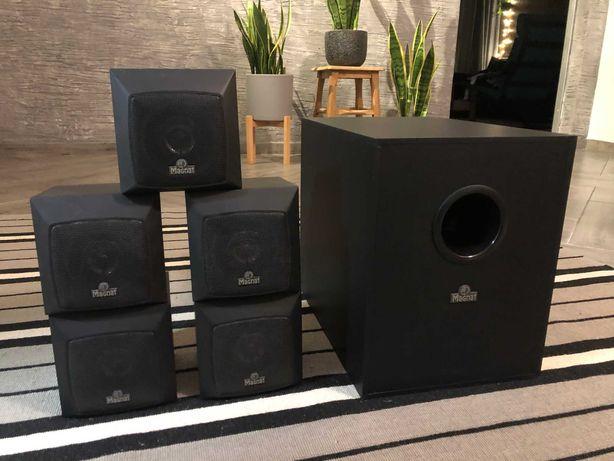 Zestaw głośników 5.1 Magnat Cubus