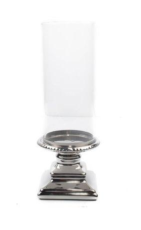 Lampiony ceramiczne komplet 2 szt. Na prezent