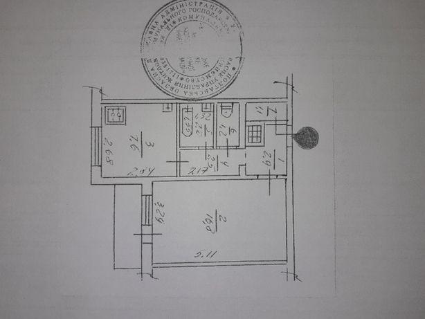 Продам 1-ую квартиру улучшенной планировки