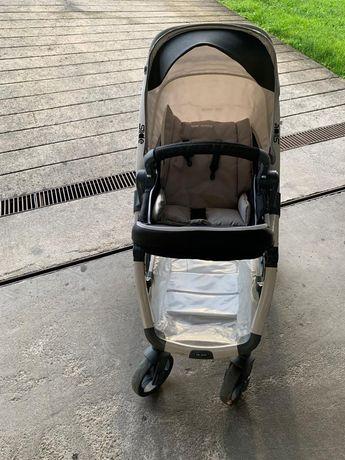 Carrinho de bebê com babycoque