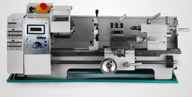 Torno Mecânico Robusto Fabrico Europeu