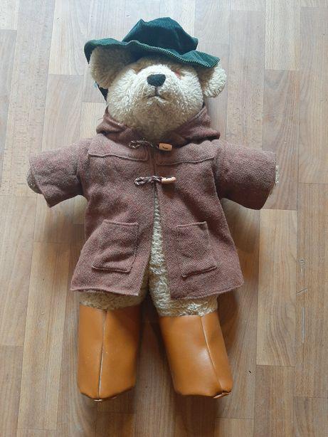 Винтажный мишка медведь