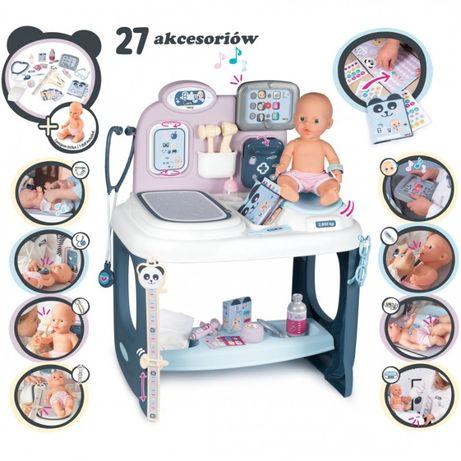 Игровой набор по уходу за куклой Smoby Baby Care + Кукла 240300