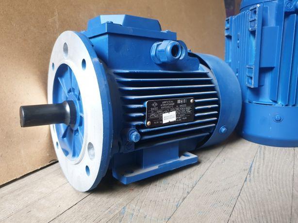 Электродвигатель трехфазный АИР100S2 (4,0кВт/3000об/мин) 380В, 220/380