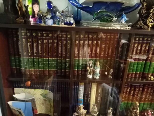 Encyklopedia Britannica polskie wydanie komplet 49 t Sieradz