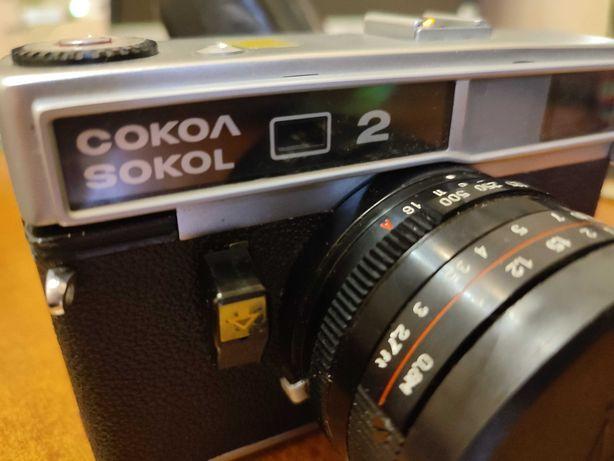 """Фотоаппарат """"Сокол 2"""""""