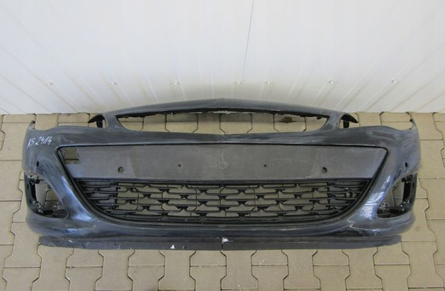 Бампер Opel Astra H G J Фара Зеркало Крыло Решетка
