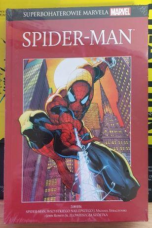 Superbohaterowie Marvela - Tom 1 - Spider-Man - Folia