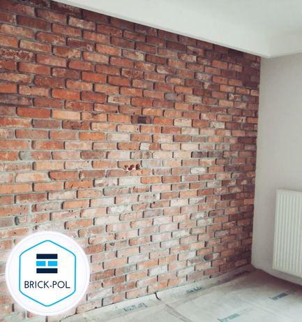 Płytki z cegły Brick-Pol