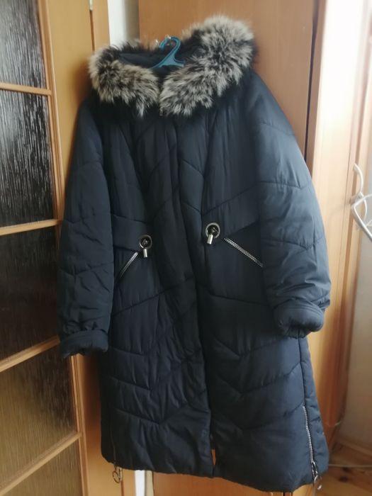 Пальто пальтечко пуховик куртка Дубно - изображение 1
