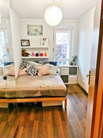 Wynajem: mieszkanie 2 pokoje (43m) + ogródek + przyjazne zwierzętom!