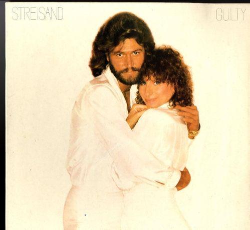 Vinil LP Barbra Streisand - Guilty