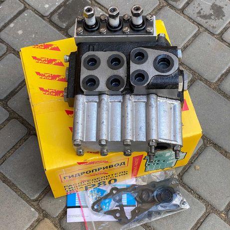 Гидрораспределитель Р80-3/4-222 МТЗ ЮМЗ Т40 Т150 распределитель