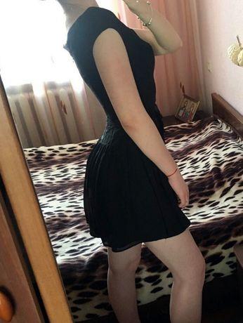 Платье коктейльное шифоновое Top Shop Topshop