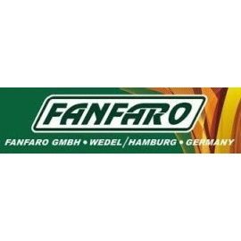 Olej silnikowy FANFARO TRD E6 BLUE 10w40 low saps 1000l -7,10 za litr