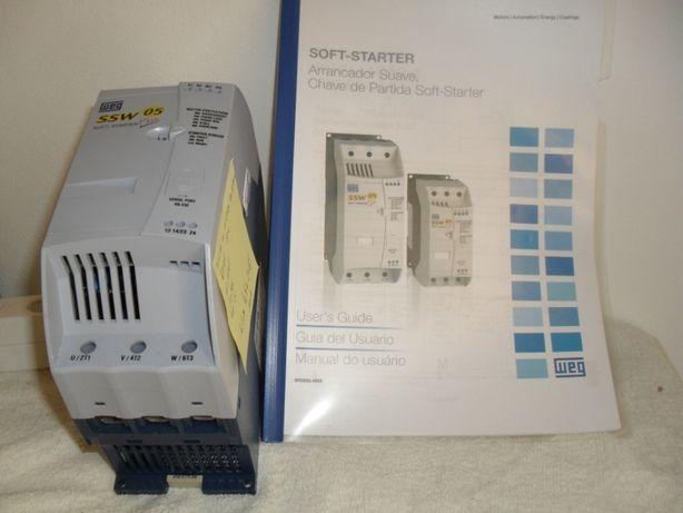 Arrancador Suave para motor eléctrico -WEG SS05
