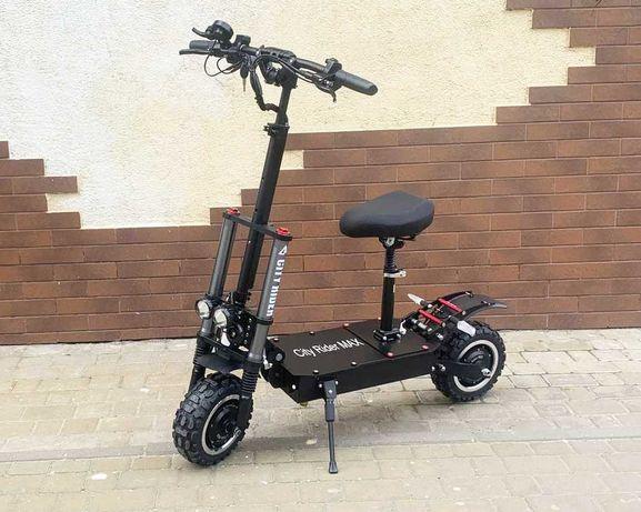 """Электросамокат """"City Rider Max"""" 60V 6000W V3"""