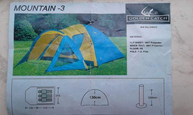 Продаю палатку новую